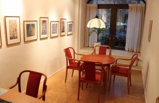 Arbetsrum Hotel Lorensberg