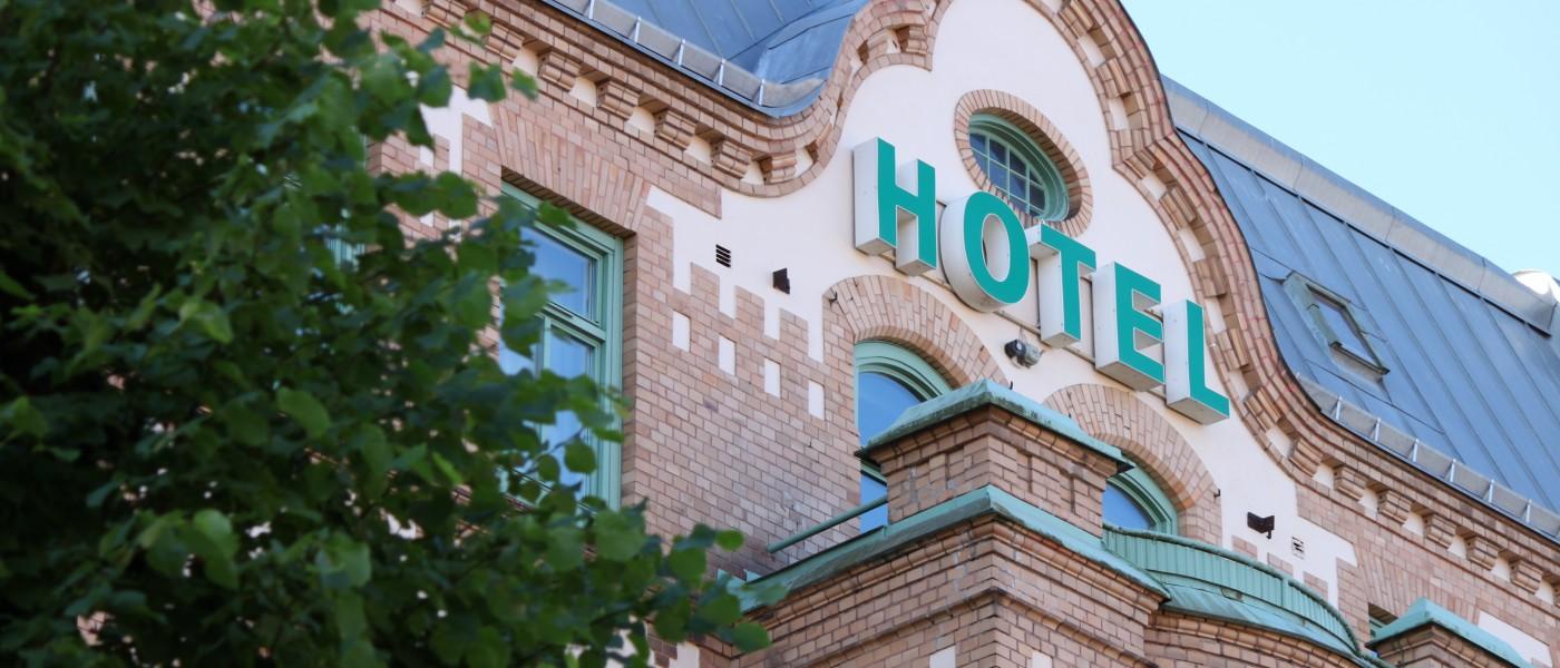 Lugnt hotell i Göteborg