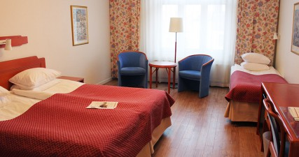 Rum för 3 personer