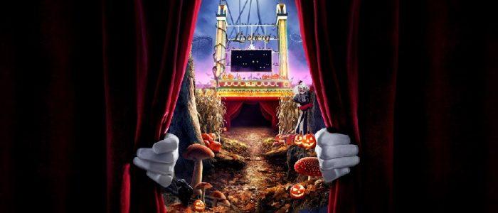 Halloween Liseberg