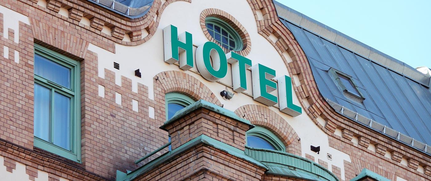 Lugnt hotell i centrala Göteborg