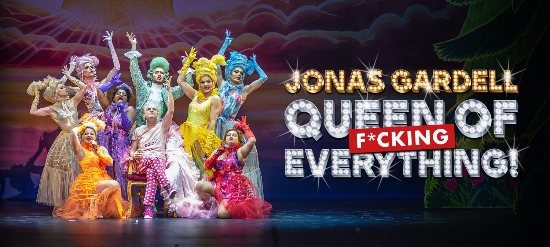 Jonas Gardells show Lorensbergsteatern