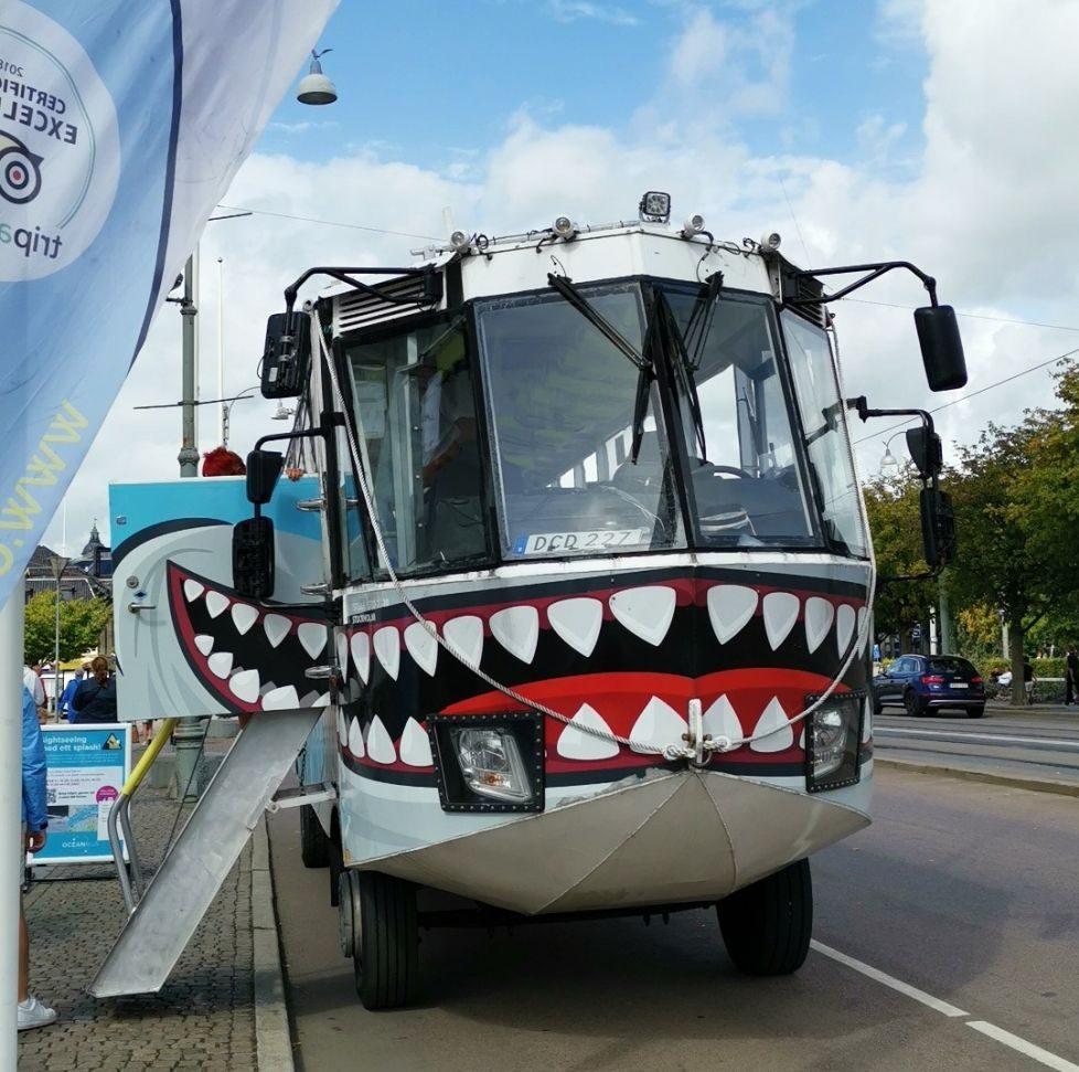 Ocean Bus Göteborg